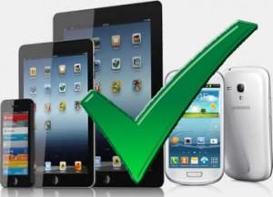 Webs adaptadas a móviles